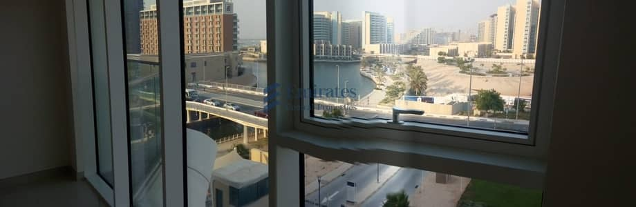 Studio for Rent in Al Raha Beach, Abu Dhabi - Cozy Studio with Partial Sea & Road View for 65K Only!!