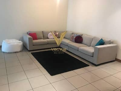 Spacious | 1BR Huge Bright | Sulafa Tower