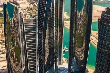 2 Bed Rooms In Etihad Towers With Full Facilities