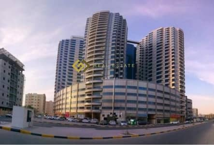 Commission Free 1 Bedroom Hall For Rent in Falcon Towers Ajman