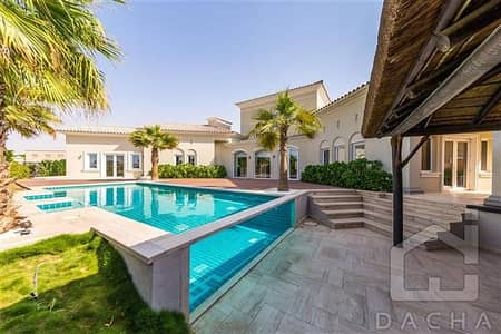 5 Bedroom Villa for Sale in Arabian Ranches, Dubai - Stunning Golf home / Upgraded and extended / Type C