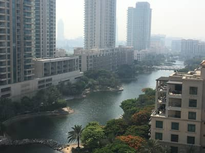 Lake View Two Bedroom for rent in Mosela, The Greens Dubai