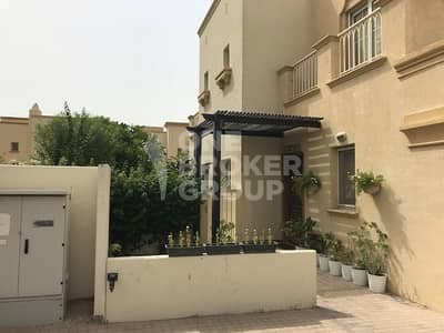 2 Bedroom Villa for Rent in The Springs, Dubai - Extended Upgraded 4E Villa