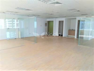 Fully Fitted Office | With Glass Partition | HDS Tower