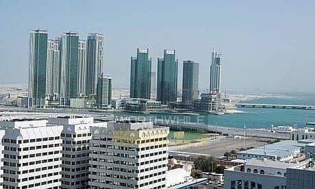 1 Bedroom Flat for Rent in Al Reem Island, Abu Dhabi -  Located in Al Reem Island