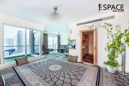 3 Bedroom Apartment for Sale in Dubai Marina, Dubai - Full Marina view | Immaculate Condition