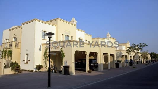 2 Bedroom Villa for Rent in The Springs, Dubai - 2-Bedroom back to back |  95k in Springs