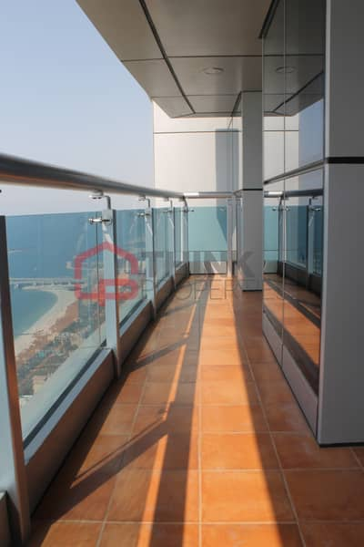 Vacant Now 2Br Full Sea View High Floor