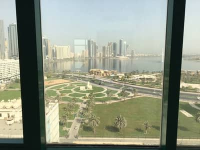 1 Master BedRoom  -  Free AC  -  Opposite AL MAJAZ Park ( Buhairah Cournish - 34000 One Month Free )