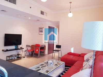 1 Bedroom Apartment for Rent in Dubai Marina, Dubai - Furnished 1BR apt Marina Time Place Tower!!