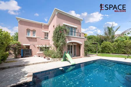 5 Bedroom Villa for Sale in Arabian Ranches, Dubai - Immaculate Condition - Type 17 - Private Pool