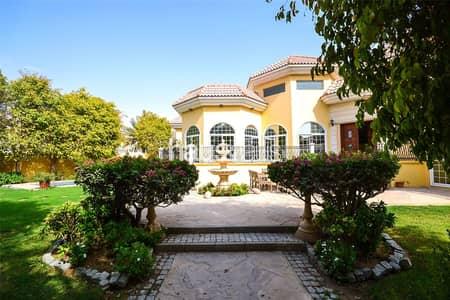6 BR | Stunning landscaped garden| Pool