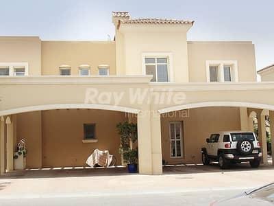3 Bedroom Villa for Rent in Arabian Ranches, Dubai -  Single Row 3 BR Type 3 E Villa