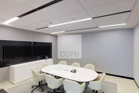 Exceptionally fitted office in Burj Daman