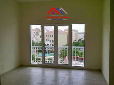 INVESTOR DEAL! Unfurnished 1 Bedroom with Balcony Mediterranean Cluster