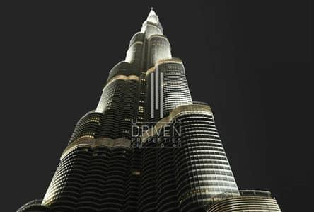 1 Bedroom Flat for Sale in Downtown Dubai, Dubai - ARMANI RESIDENCE (BURJ KHALIFA) 1 BR APT