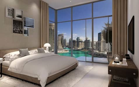 V.I.P SERVICE|Premium Waterfront 1 Bedroom