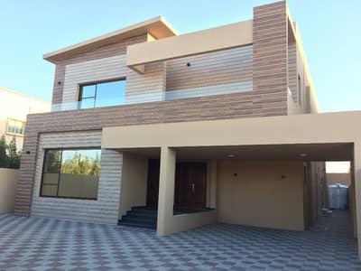 Brand New Vip Modern Villa Super Deluxe Finishing In Ajman Al Rawda area