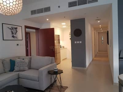 2 Bedroom Flat for Rent in Town Square, Dubai - An Open And Bright Space Apartment in Zahra