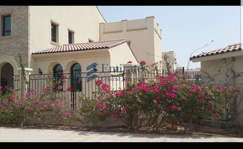 5 Bedroom Villa for Sale in Al Salam Street, Abu Dhabi - Gorgeous 5BR Villa with Maid Room  in Faya Bloom Gardens for Sale!!!!