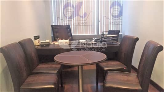 Fully Furnished Fitted Office in Silver Tower