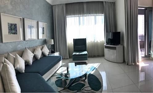 Luxurious 2 Bedroom Apt | Full Furnished