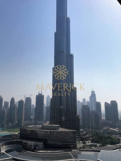 Furnished | 2 Bed | Burj & Fountain view