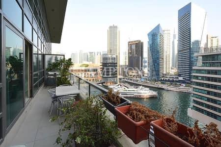 2BR Duplex Marina View | Marina Quay North