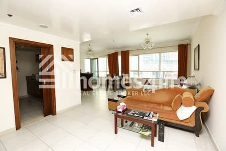 Vacant and Spacious 2BR with Marina View