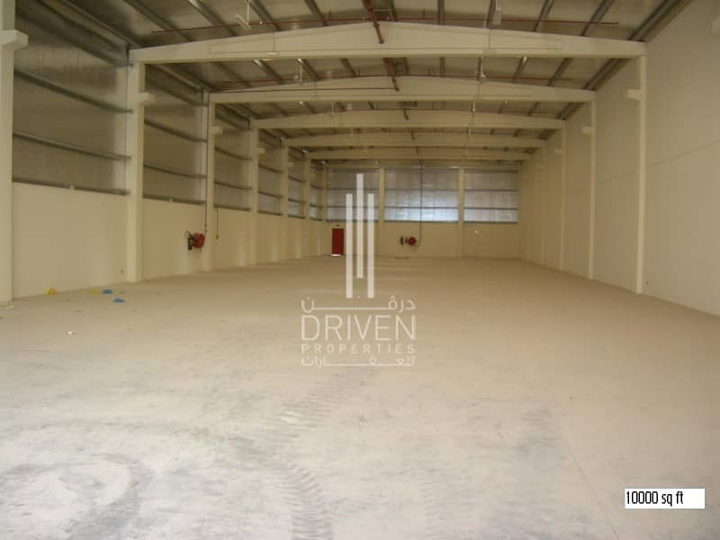 2 Multiple warehouse units in Dubai Industrial City.