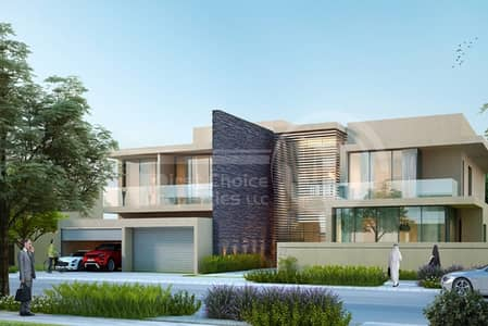 Luxurious Off Plan 4BR Villa in Saadiyat