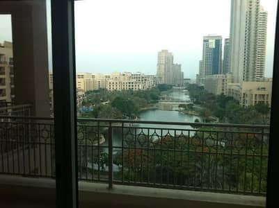 Greens The Views Turia Tower B, 2 Bedrooms With Study, Pool and Lake View