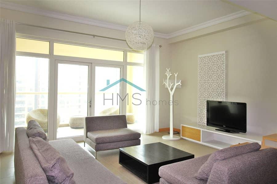 2 luxurious furnished   1 Bed   Shoreline   Al Bas