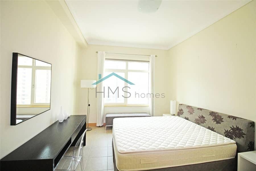 10 luxurious furnished   1 Bed   Shoreline   Al Bas