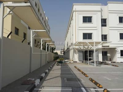 Labour Camp for Sale in Dubai Investment Park (DIP), Dubai - Hot Deal G+2 Labour Camp in DIP Phase 2