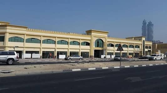 Shop for Rent in Al Quoz, Dubai - New Shops on Ground and Mezzanine Floor Faris Mall near Bowling Centre (HA)