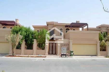 4 Bedroom Villa for Rent in Al Raha Golf Gardens, Abu Dhabi - 4BR Villa w/ Private Shaded Pool + Garden