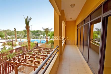 Fully Upgraded | Pool View | Big Balcony