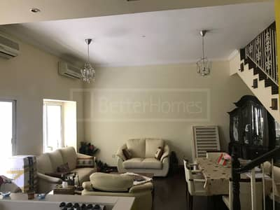 4BR Villa | Portioned | Spacious | For Rent