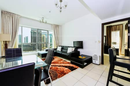 Furnished with Balcony in The Point