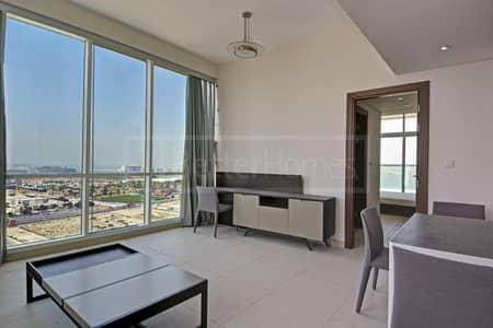 1 bedroom furnished sea view - Hiliana Tower