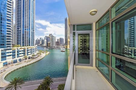 Partial Marina View 2 Bed with Study Marina Quays