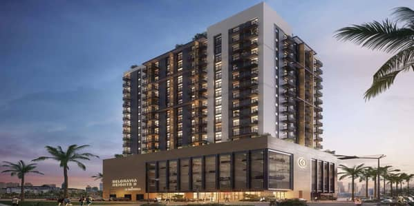 Belgravia Heights II Apartments by Ellington