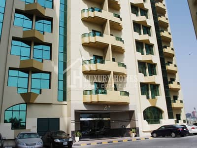 Spacious 1 BHK Flat in Rashidiya Towers for Rent, Ajman
