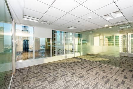 Fitted office with partitions  Saba 1
