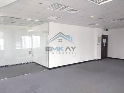 Office for Rent in Jumeirah Lake Towers (JLT), Dubai - Beautiful Fully Fitted Office In JLT