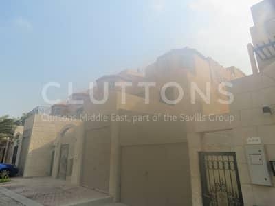 3 Bedroom Villa for Sale in Al Mushrif, Abu Dhabi - Shell and core villa for sale in Mushrif Gardens