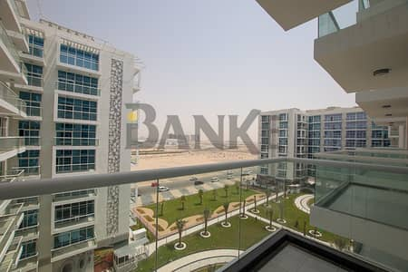 1 Bedroom Apartment for Rent in Dubai Studio City, Dubai - Brand new 1 bedroom + study with fountain view