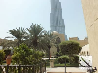 1 Bedroom Flat for Rent in Downtown Dubai, Dubai - One Bedroom | Furnished Apartment | Pool