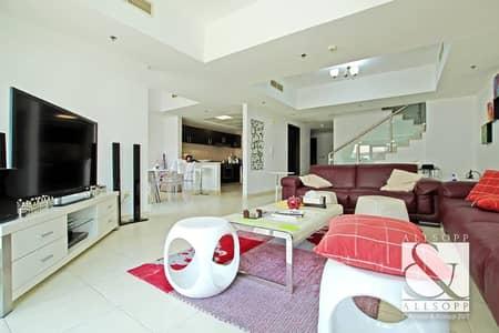 3 Bedroom Villa for Sale in Dubai Marina, Dubai - 3 Bed Plus Maid's | Villa | Full Marina View